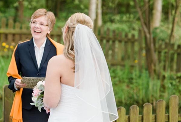 Ich heirate mich selbst, mit Astrid Fiedler